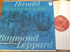 6500 047 Handel agua música/Leppard