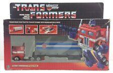 Optimus Prime G1 ceji Rojo Transformador De Pie Completo Con Caja [oprft 1]