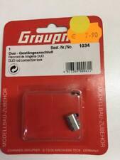 Graupner 1034 Raccord de Tringlerie DUO
