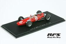 Lotus 25 BRM - Mike Spence - Formel 1 British GP 1966 -  1:43 Spark 1853