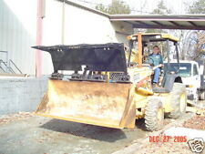 "72"" Backhoe Grapple New, Usa Attachments"