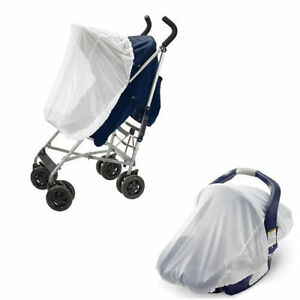 Pushchair insect / Mosquito net - New and Packaged - Made by Kleeneze