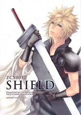 "Final Fantasy VII YAOI Doujinshi "" ZCY001 SHIELD "" Cloud Zack FF7"