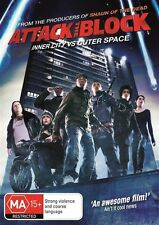Attack The Block (DVD, 2012)