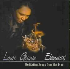 LOUIE GONNIE - ELEMENTS NEW CD
