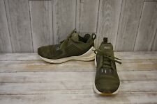 Puma Ignite Limitless Reptile Athletic Shoes - Men's Size 7.5 - Burnt Olive