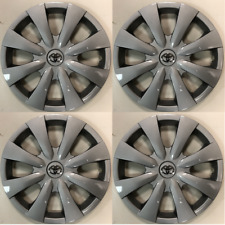 "4 x full set 15"" Hubcaps Fits Toyota Corolla 2009 to 2013 Wheel Cover"