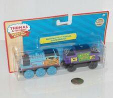 Thomas Friends Wooden Railway Train Tank - Halloween Engine & Caboose - NEW 2010