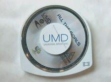 54411  - UMD All The Goals  2006  IPSP 11460