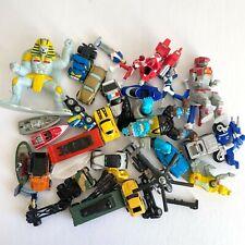 Micro Machines: HUGE Mix Job Lot - Semis, Trucks, TV, Film, Figures, Cars, Boats