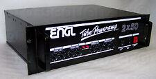 Engl Tube Poweramp Type 920 2x50 WATT TUBI AMPLIFICATORE 4xel34 + CASE + GARANZIA