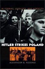 Hitler Strikes Poland: Blitzkrieg, Ideology, and Atrocity (Modern War-ExLibrary