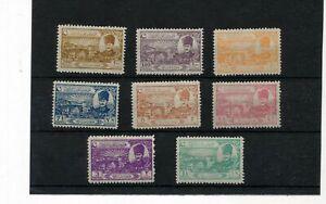 TURKEY 1924 MH (8 Items) ZA 898s