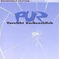 """PUR """"VORSICHT ZERBRECHLICH - REMASTERED"""" CD NEU"""