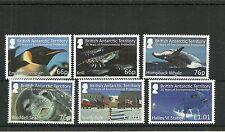 Brits Antarctica 2016   milieubescherming pinquin walvis zeehond  postfris/mnh