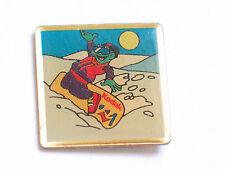 Kodak Frog Snowboarding Pin (#14)