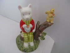 Royal Doulton Rupert Bear And Friend  We Meant To Put Them Back Great Condition
