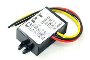 DC to DC Converter 24V to 12V at 3A