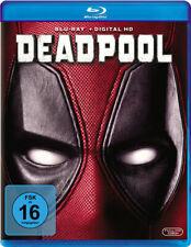 Deadpool - Ryan Reynolds - Blu-ray Disc - OVP - NEU