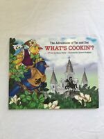 The Adventures of Yat and Dat, What's Cookin'?, Written by Nancy Parker