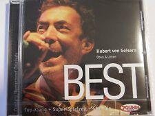 Zounds CD  Hubert von Goisern - Oben & Unten ... BEST -