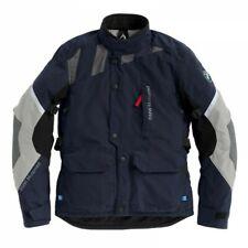 New BMW GS Dry Suit Jacket Men's EU 54 Blue/Black #76118395204
