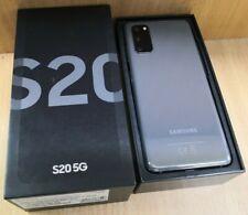 Samsung Galaxy S20 5G - SM-G981B/DS - 128GB Cosmic Grey (Unlocked) (Dual Sim)
