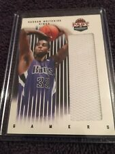 Hassan Whiteside Game Used Jersey Card