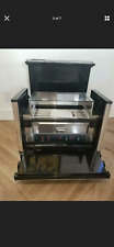 NEW SNAP ON TOOLS TOOLBOX STYLE HOT DOG ROLLER COOKER GRILL BUN WARMER TOOL BOX