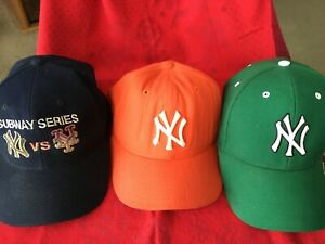 NEW YORK YANKEES BASEBALL HATS