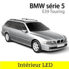 Kit essentiel ampoules à LED éclairage intérieur BMW série 5  E39 Touring Break