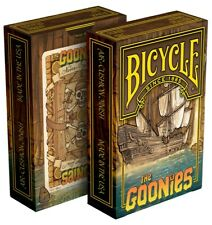 Bicycle Playing Cards - The Goonies
