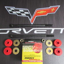 "1984 to 1996 Corvette C4 Rear Lowering Suspension Kit 11"" drop bolts Grade 8.8"
