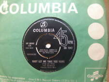 """The Animals – Baby Let Me Take You Home 1964 7"""" Columbia DB 7247"""