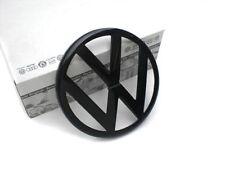 VW Zeichen Original VW Golf 4 Emblem schwarz-glänzend vorn Volkswagen Zeichen