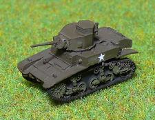 Panzer Depot New 1/144 WWII US Light Tank M3 Stuart green