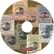 Prof. Beery Horsemanship Course {How To Train Your Horse, BONUS Catalogs} on DVD