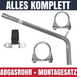 Mittelrohr Abgasrohr Skoda Fabia II 2 5J 1.2 1.4 1.6 TDI Schrägheck Fließheck
