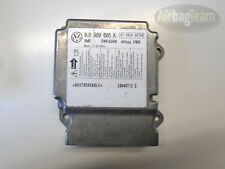 Vw Golf 5 Jetta Golf Plus Airbag ECU Control Module 1K0909605K - No Crash Data