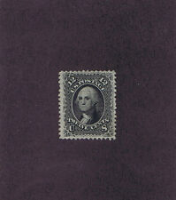 Sc# 69 Unused No Gum 12 Cent Washington, 1861, 2017 Pf Cert, Very Fine.