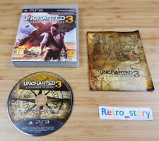 Sony Playstation PS3 Uncharted 3 - L'Illusion De Drake PAL