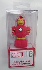 Marvel Iron Man 8GB USB Flash Drive eKids NEW