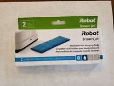 iRobot Authentic Replacement Parts- Braava jet 200 Series Washable Wet Mopping P