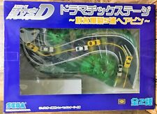 Initial D Dramatic stage Diorama Akina Downhill AE86 VS FD3S RX-7 SEGA Japan