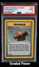 Pokemon Pokemon Flute PSA 9 (2790) 86/102