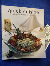 Meals in Minutes Cookbook Quick Cuisine Fabulous Dee Hobsbawn-Smith