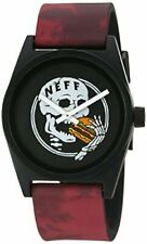 Neff Daily Wild Burger Boys Water Resistant Watch New