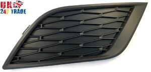 NEW SEAT IBIZA 2013 - 2016 FRONT RIGHT BUMPER OUTER COVER GRILLE 6J0853666D