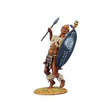 ZUL023 Wounded iNdluyengwe Zulu Warrior by First Legion