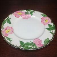"Franciscan Desert Rose Salad Plate 8"" Made in California USA Vintage"